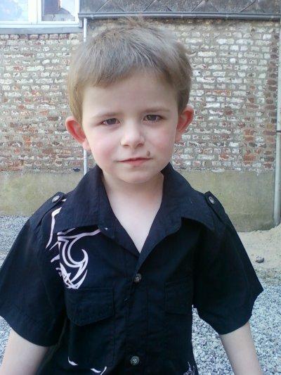 mon fils kyllian