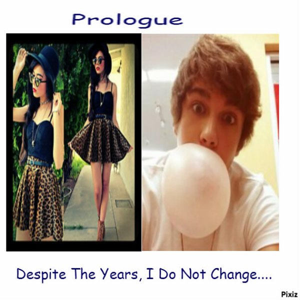 Despite The Years, I Do Not Change....