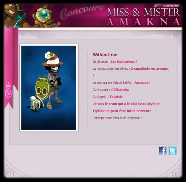 PvP / Mister Amakna !
