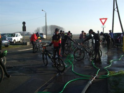 BREVET DE FAUMONT CHICON BIKE TOUR 2012