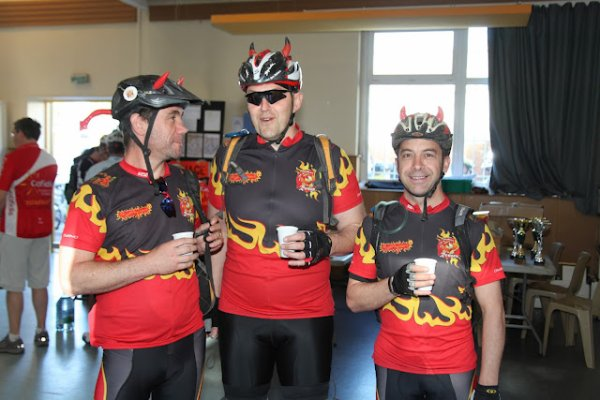 photos du club cyclosd'asq