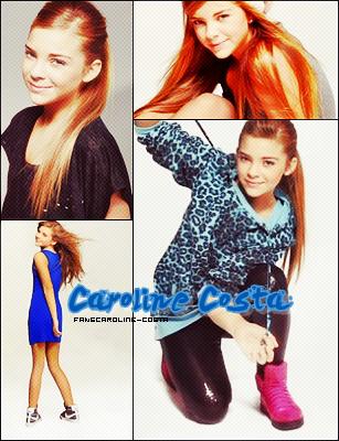 > Caroline: nouvelles photos
