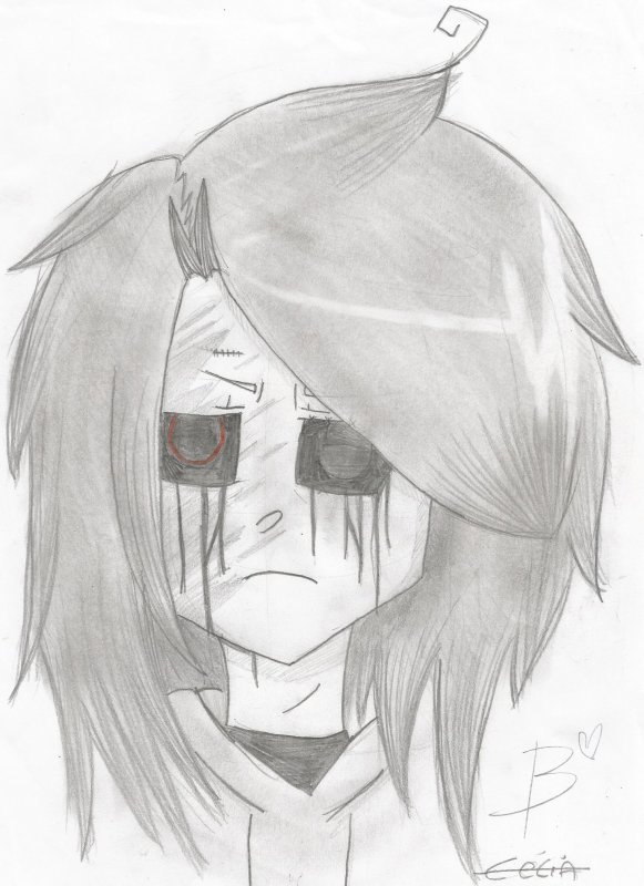 BlackBloody Origin's (MA creepypasta)
