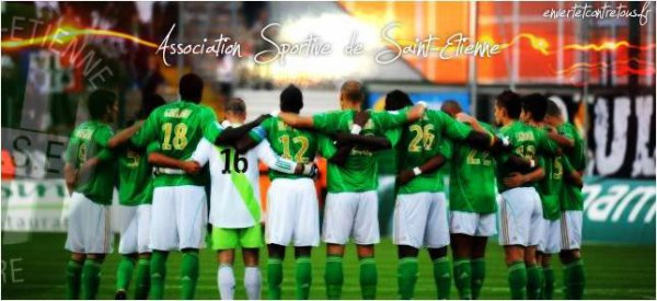 AS Saint-Etienne ♥