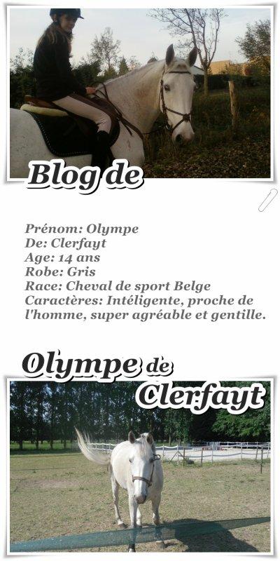 Présentation. Olympe de Clerfayt