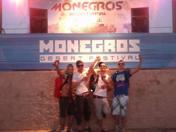 monegros 2O12