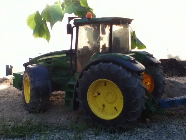fumier 2012 pour semis de maïs