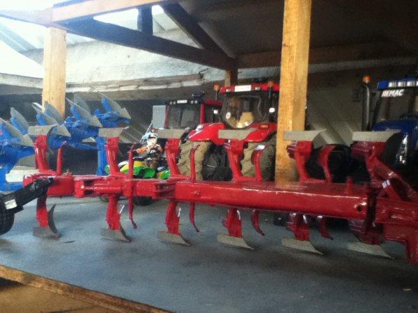 nouvelle charrue kuhn vari master 182