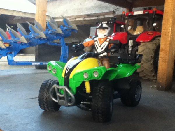 nouveau quad