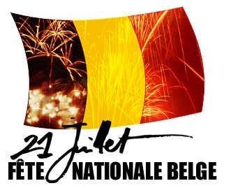 BONNE FETE NATIONALE AUX BELGES !