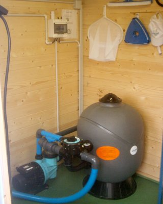 Montage piscine waterair blog de cojah31 - Surface local technique piscine ...