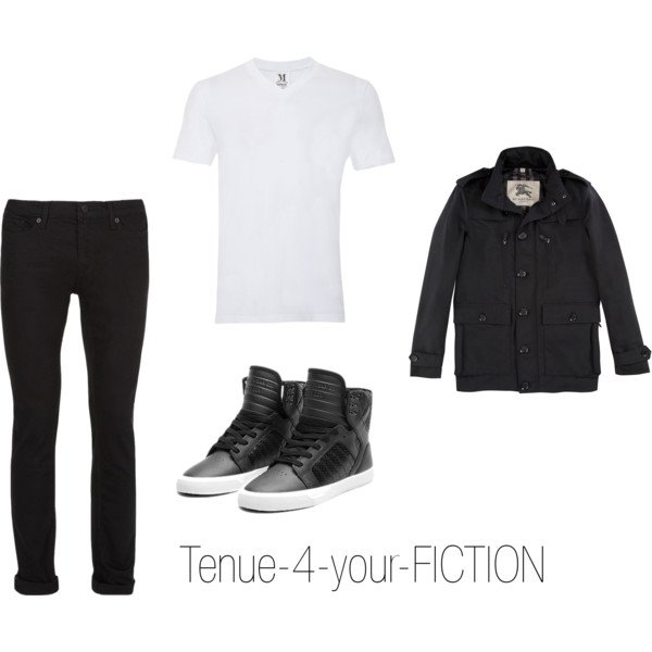 Blog de tenue 4 your fiction tenue pour ta fiction - Tenue de cuisine homme ...