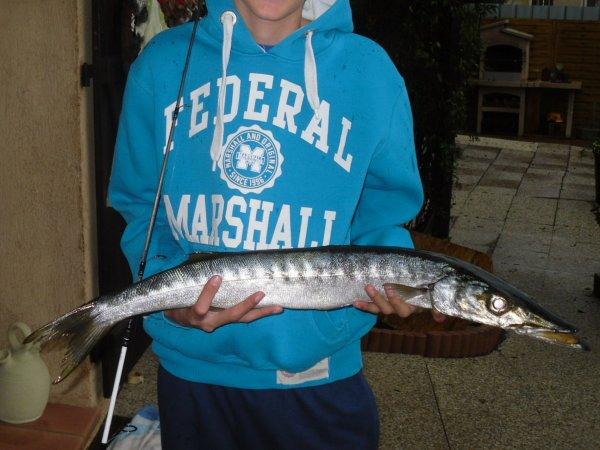 premier poisson au leurre et premier poisson de l'année