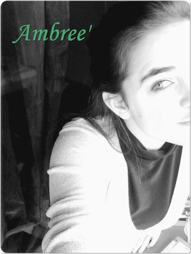 x Ambree , Jemappes =] , Célibataireee ;) (L)
