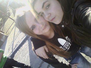 Laura & moi !