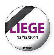 Petite pensée pour les victimes de la fusillade de Liège. :(