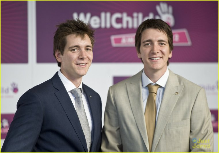 ϟ#298 The Phelps Twins to the WellChild Award.