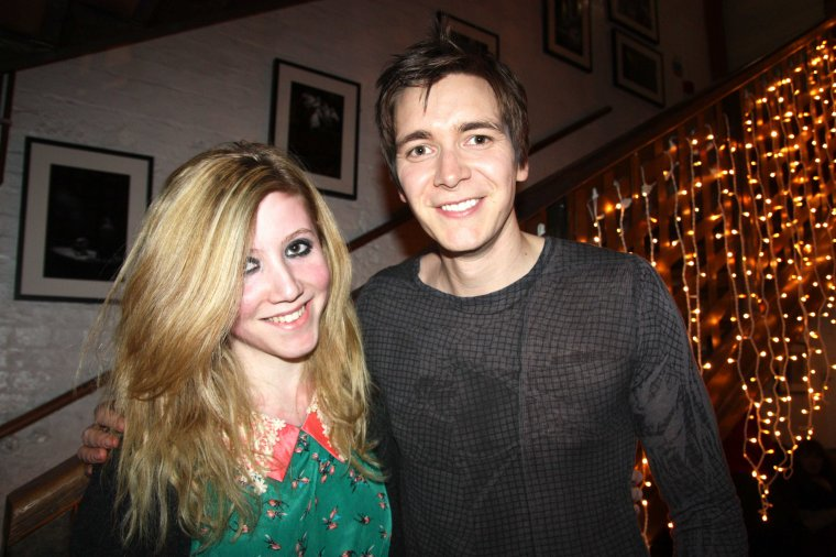 ϟ#305 I've met James Phelps.