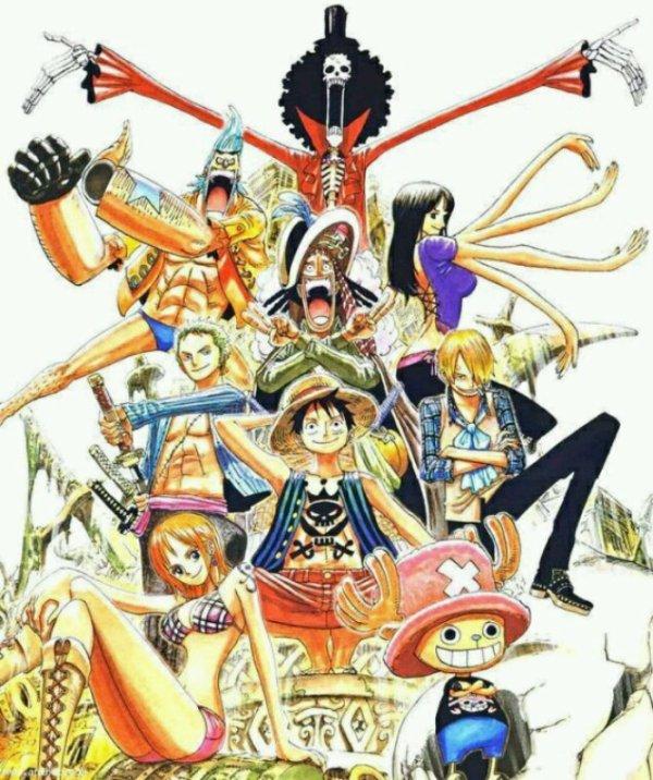 Chapitre 13: Le retour de Robin chez les Mugiwaras