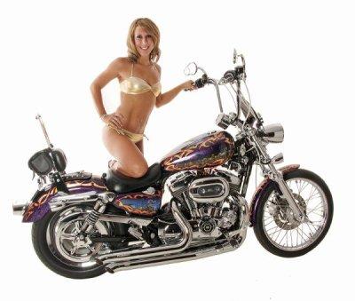 pas mal la moto