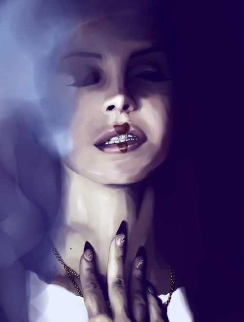 # [PORTRAIT DU MOIS] : Lana Del Rey ♥