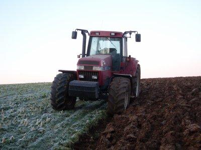 labour d'hiver 2009