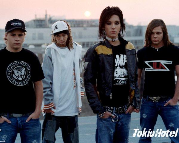 Quizz Tokio Hotel