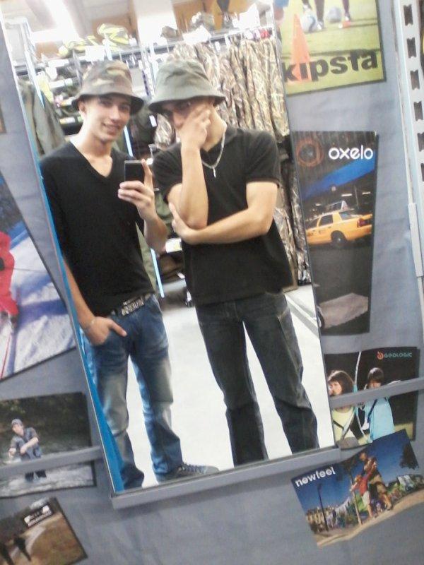 Moi & Steven Lol