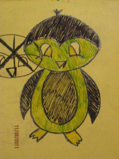 Mes Pingouins