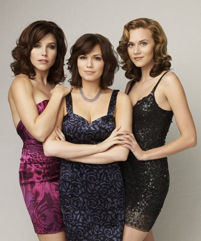 Look Girls One Tree Hill