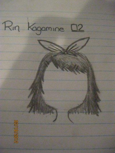 Rin Kagamine en Maillot