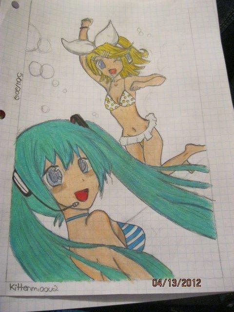 j'ai fait de nouveau dessin alors les voilà