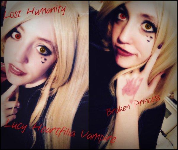 Vampire Lucy Heartfilia