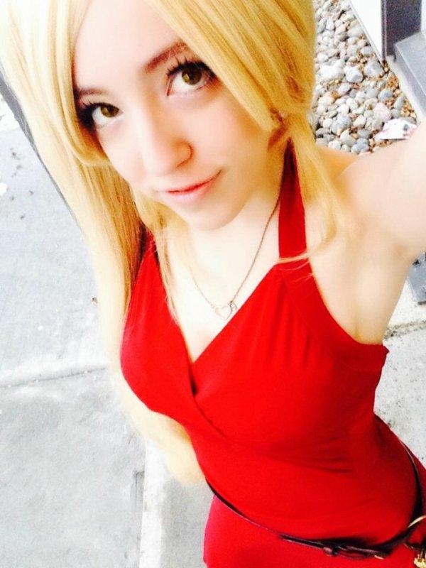 Lucy heartfilia NEW robe de soirée