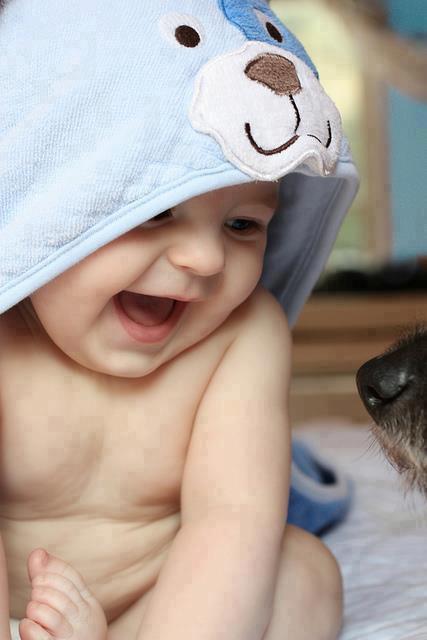 La naissance d'un bébé