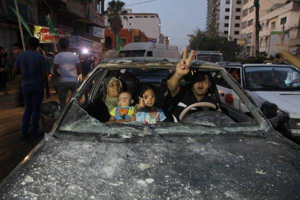 "c'est "" les palestiniens """
