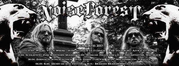 Tourdates 2017