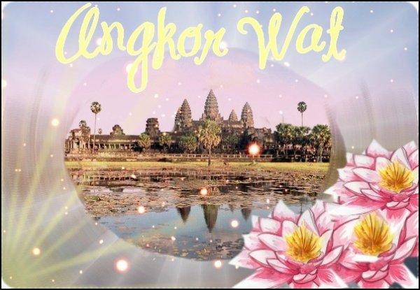 ~ Tous le monde rêve d' y aller a ce Merveilleux Pays !~         ~  Le Cambodge hé Ouais Le sok Khmer !