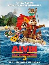 21 décembre 2011 : Alvin et les chipmunks 3