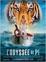 19 décembre 2012 : L'Odyssée de Pi