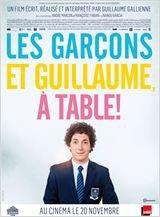 20 novembre 2013 : Les Garçons et Guillaume, à table !