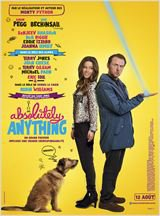 12 août 2015 : Absolutely Anything