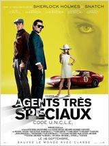 16 septembre 2015 : Agents très spéciaux - Code U.N.C.L.E