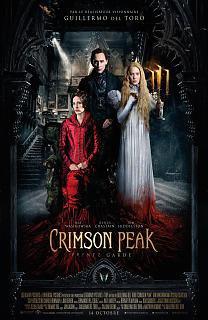14 octobre 2015 : Crimson Peak