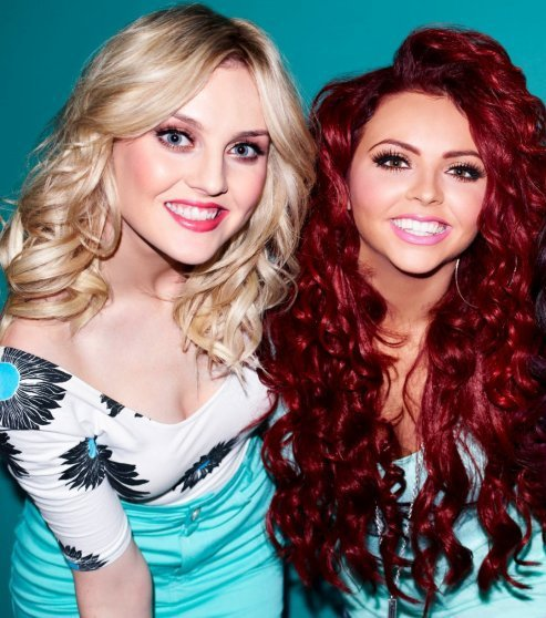 jesy nelson et perrie edwards