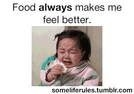 food...(la bouffe me fait toujours sentir mieux xD)