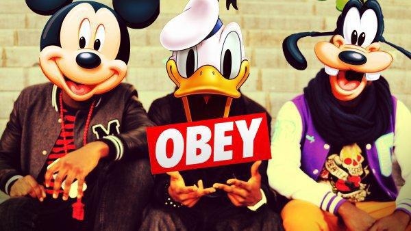 disney obey