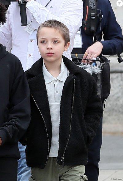 Angélina Jolie & Brad Pitt (2)
