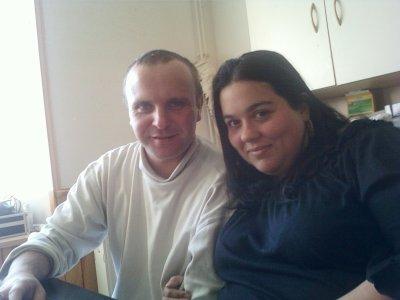 moi et mon beau frere , on s adore