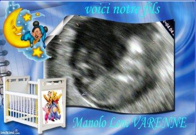 NOTRE FILS PREVU POUR JANVIER 2011